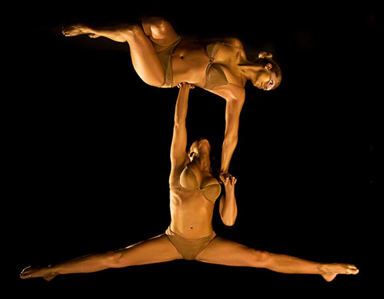 Confirm. naked female martial artist