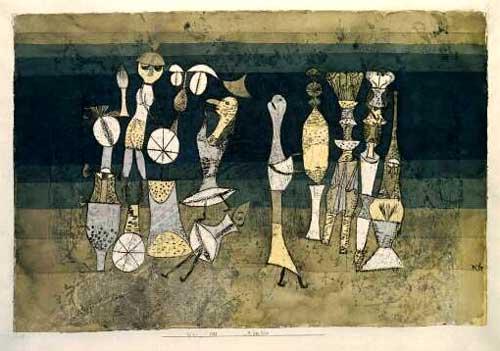 Просмотр темы - Пауль Клее/Paul Klee